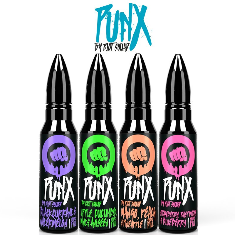 Riot Squad Punx eLiquid UK