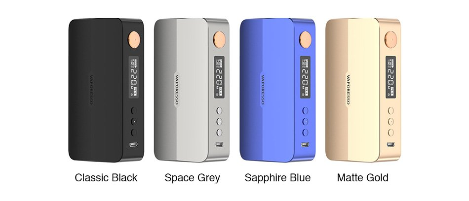 Vaporesso-GEN-X-220W-Colours UK