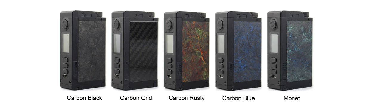 Dovpo Top Gear DNA Mod Colours UK