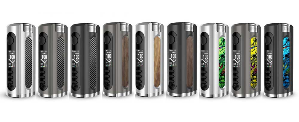 Lost Vape Grus Mod Colours UK 1