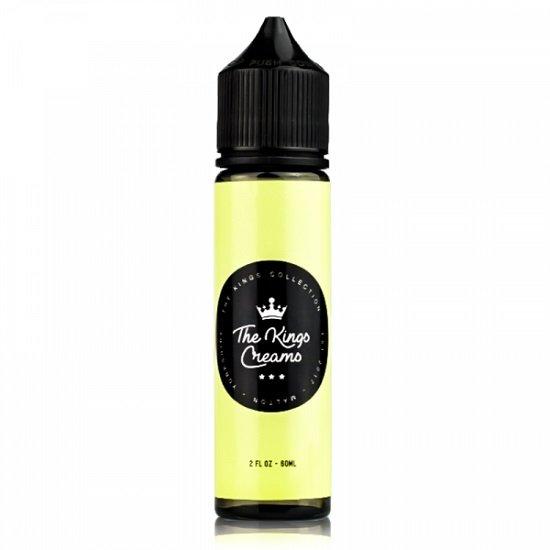 The Kings Cream Lemon eLiquid UK