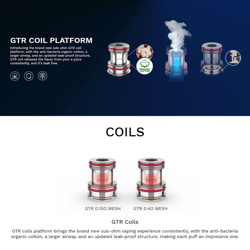 Vaporesso Forz Coils UK Promo