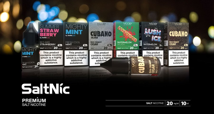 Vgod Salt Nic Banner UK