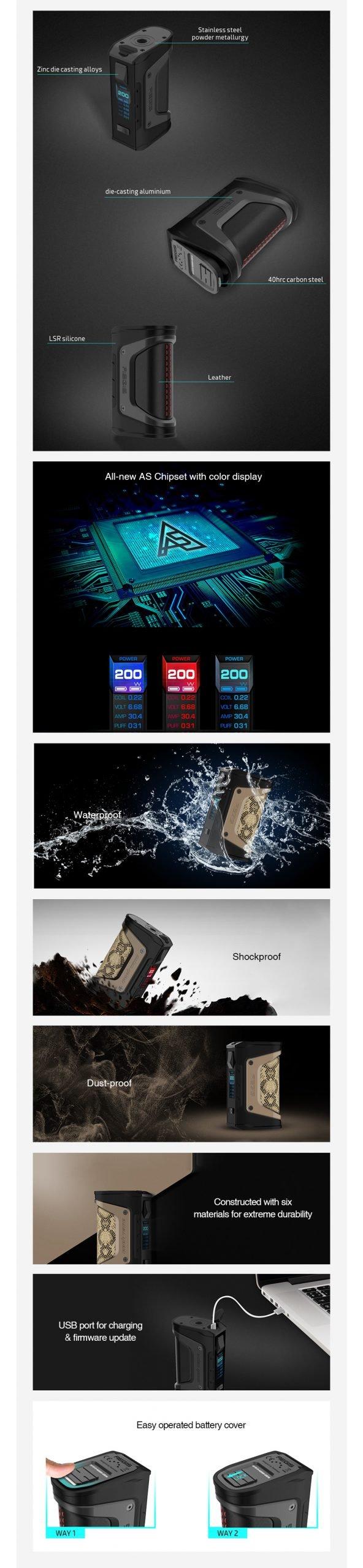 GeekVape-Aegis-Legend-200W-TC-Box-MOD-features-UK