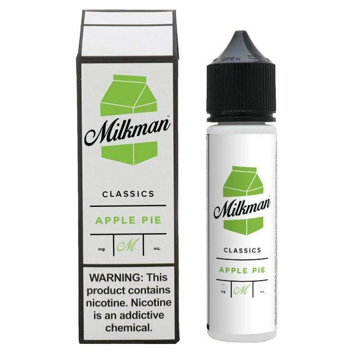 Milkman Apple Pie eLiquid UK