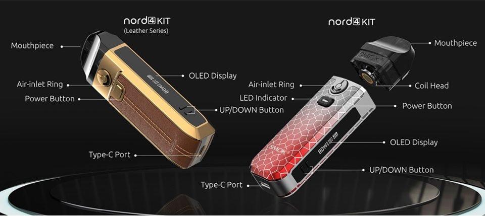 SMOK-Nord-4-Pod-Kit-Features 2