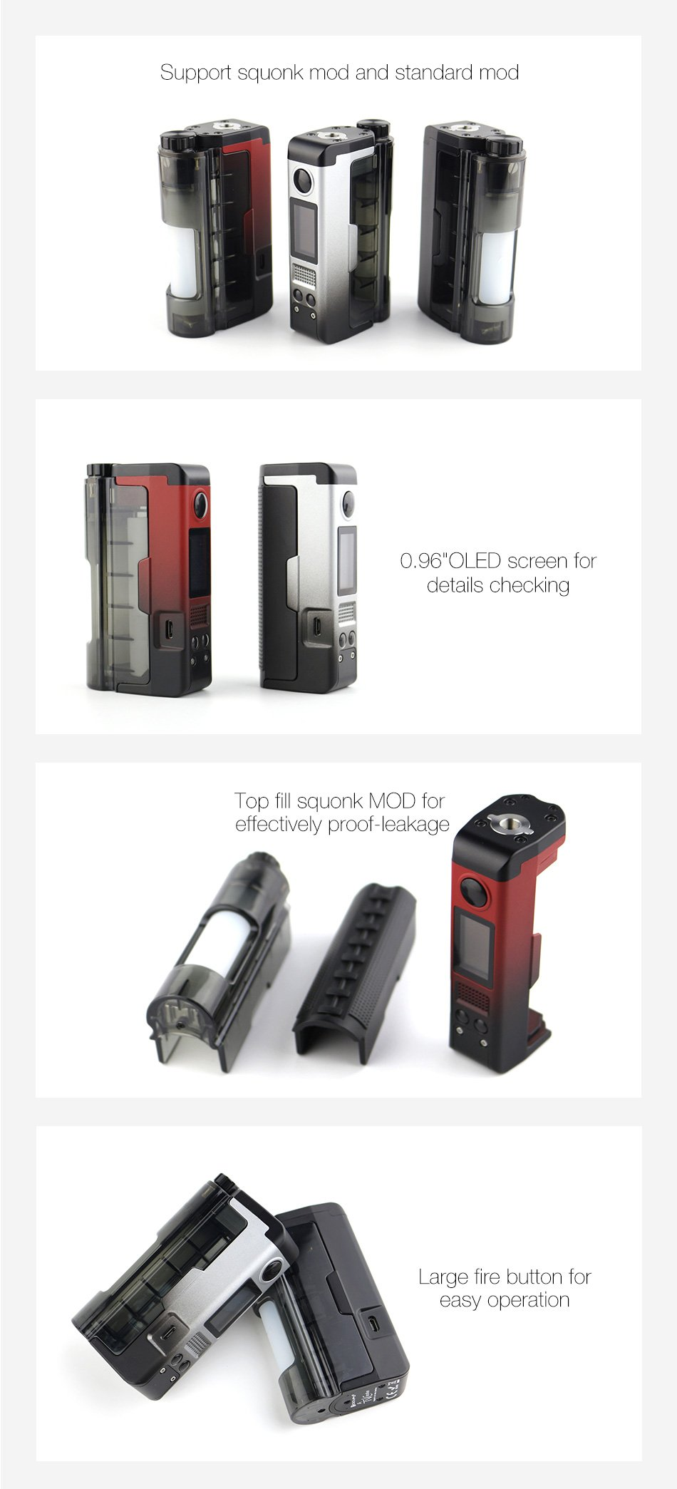 Dovpo-Topside-Lite-90W-TC-Squonk-Mod-Features