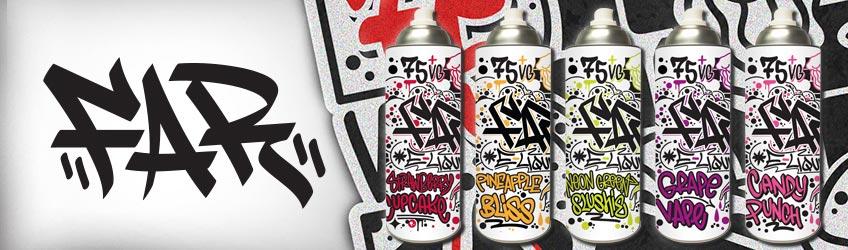 FAR Element eLiquid Banner UK