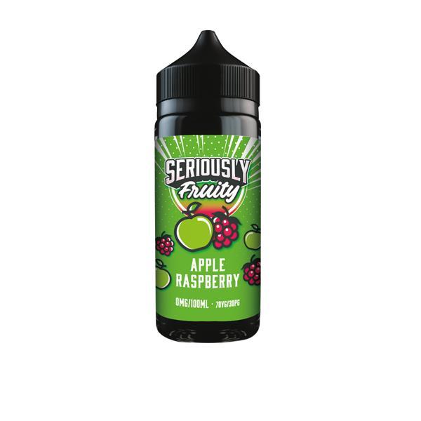 Seriously Fruity Apple Raspberry