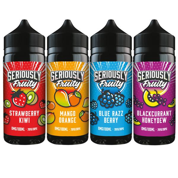Seriously Fruity by Doozy Vape Co eLiquid