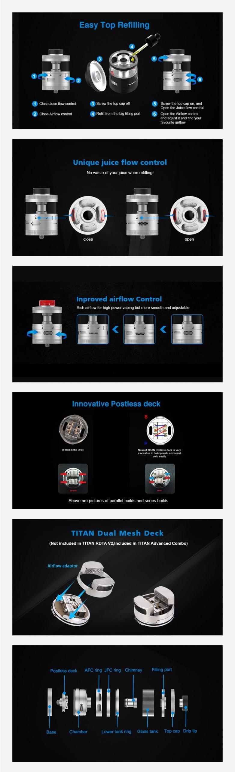 Steam-Crave-Aromamizer-TitanV2-RDTA-Features-UK