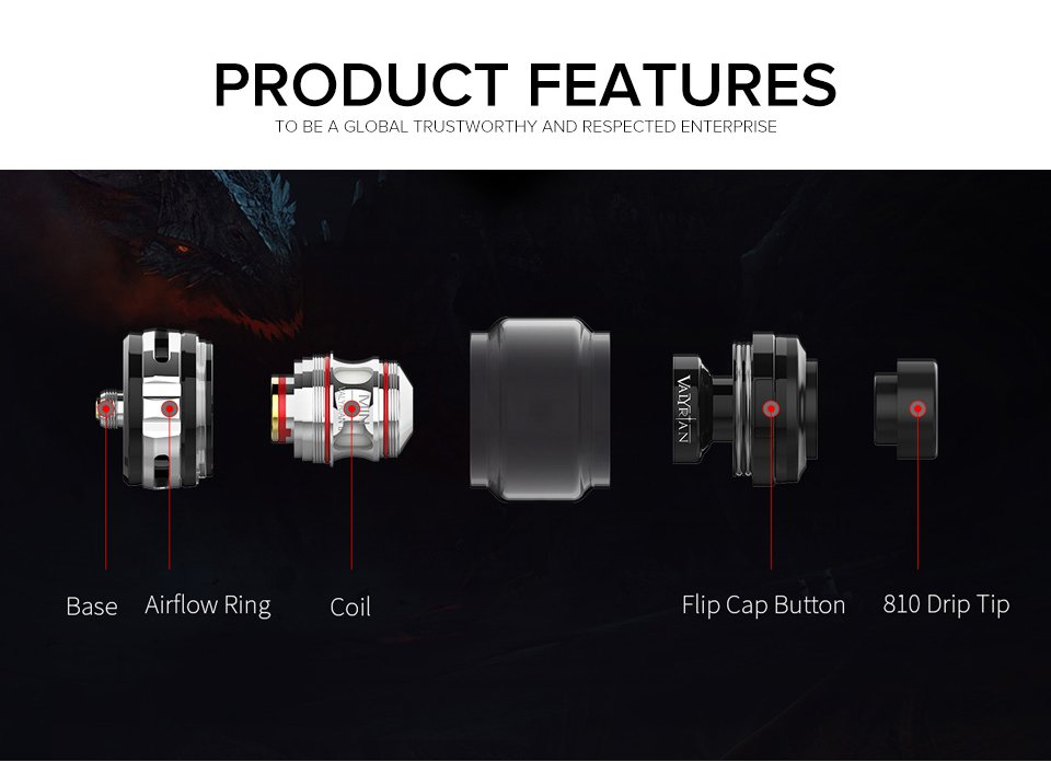 Uwell-VALYRIAN-II-Pro-Tank-Features-UK