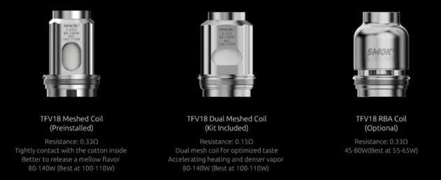 smok-tfv18-coils-types