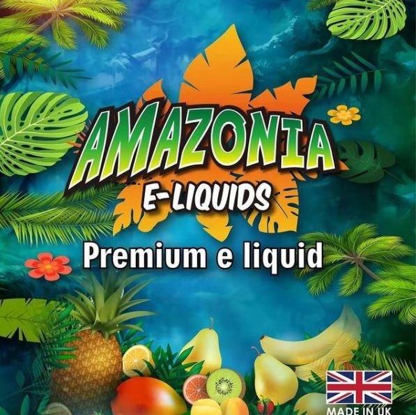 Amazonia eLiquid 10ml UK