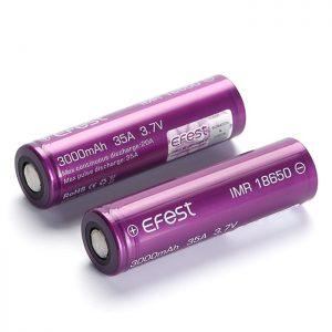 Efest 18650 3000mAh 35A Battery UK