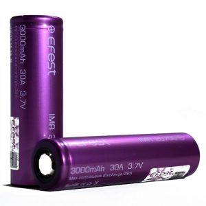 Efest IMR 20700 3000mAh 30A Battery UK