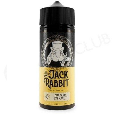 Jack Rabbit Custard Doughnut eLiquid