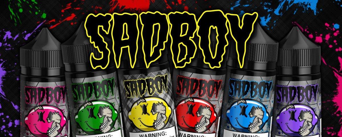 Sadboy eLiquid Banner UK