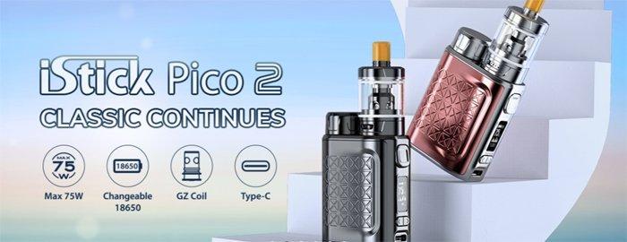 Eleaf Pico 2 Kit Banner