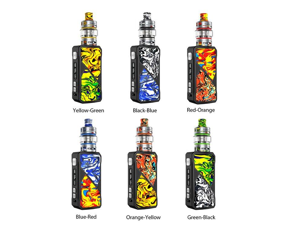 Freemax Maxus Kits 50W Colours UK