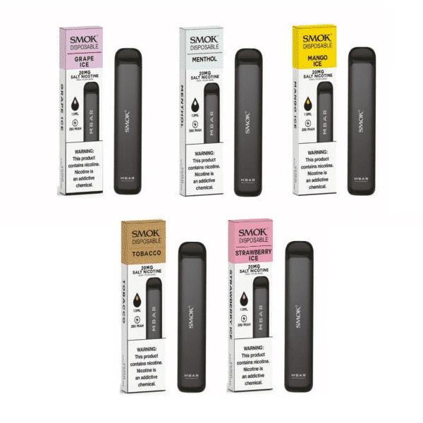 SMOK Mbar Disposable Vape UK