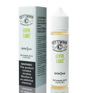 Cuttwood Livid Lime eLiquid
