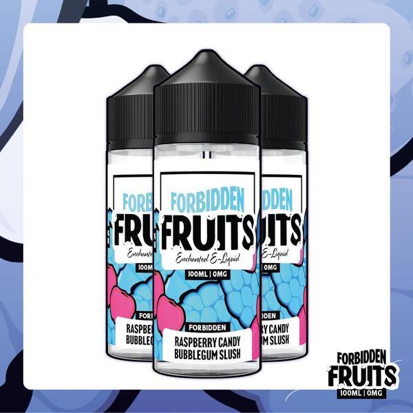 Forbidden-Fruits-Raspberry-Candy-Bubblegum-Slush-eliquid