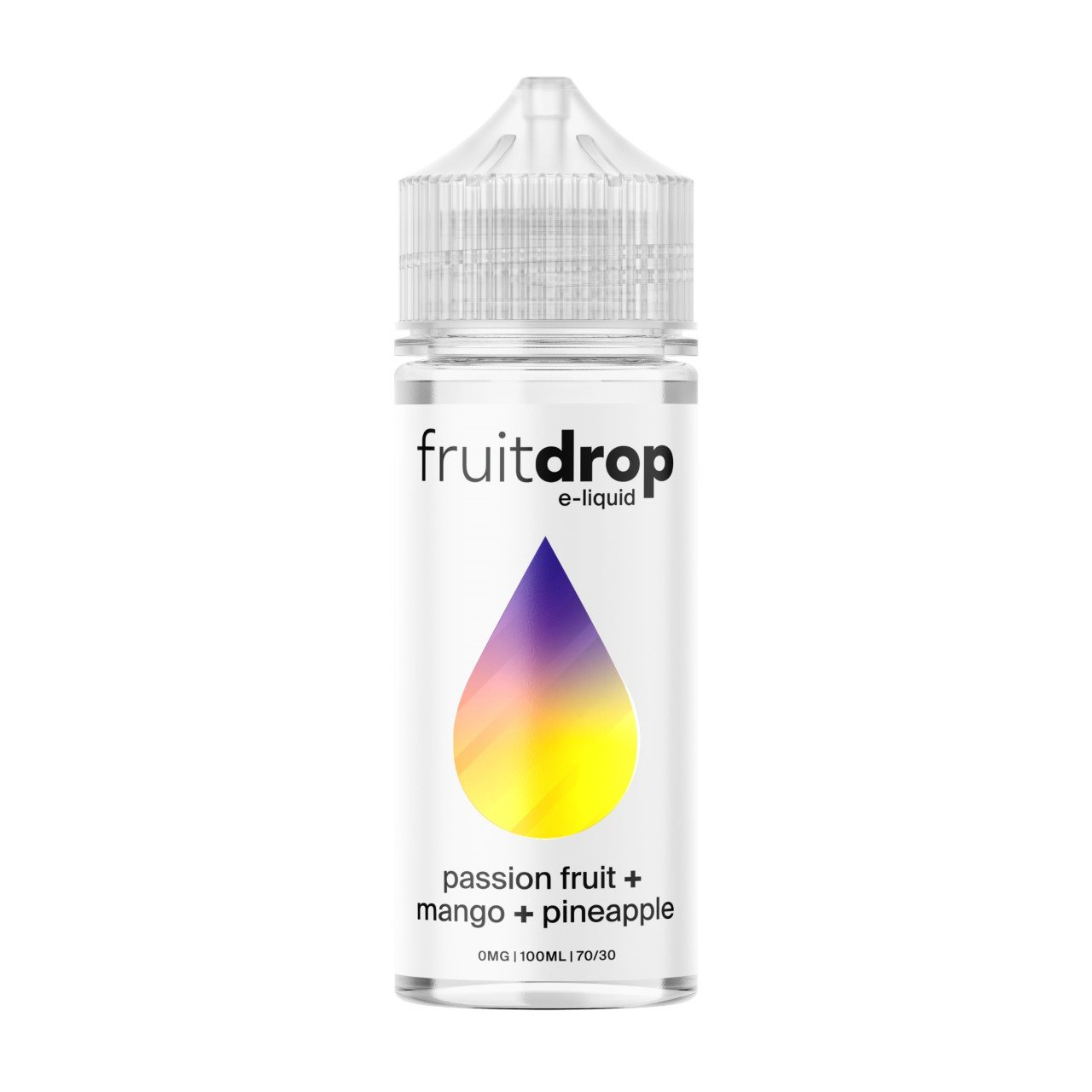 Fruit_Drop_100ml_Bottle_Mockup_Passion_Fruit_Mango_Pineapple