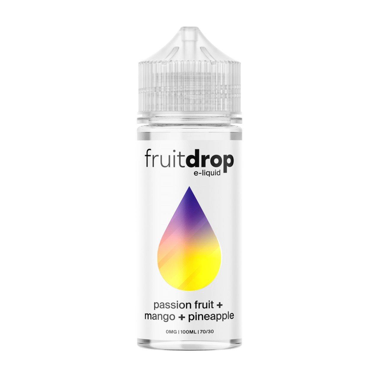 Fruit_Drop_100ml_Bottle_Mockup_Passion_Fruit_Mango_Pineapple