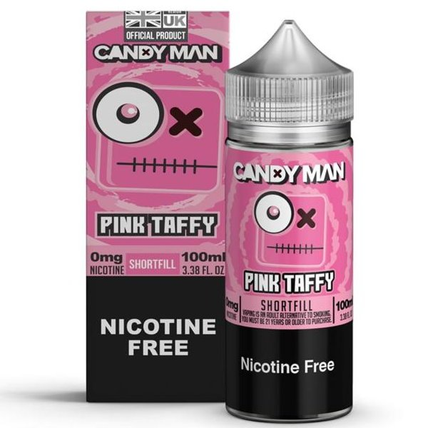 Pink Taffy eLiquid UK
