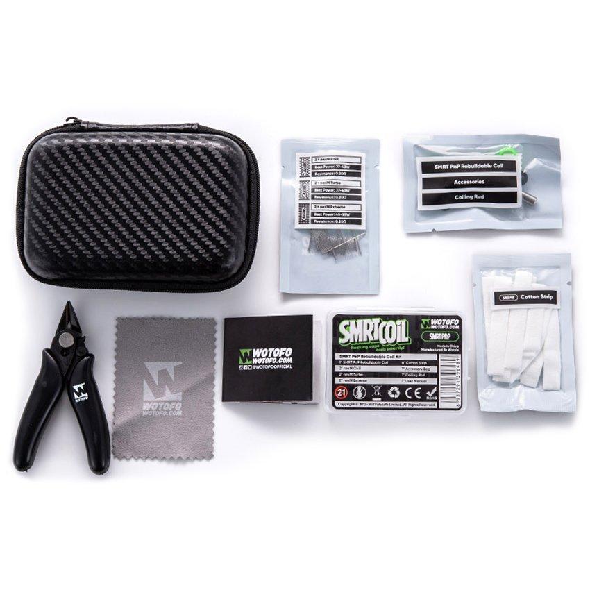 SMRT-PnP-Rebuildable-Coil-Pack-Kit