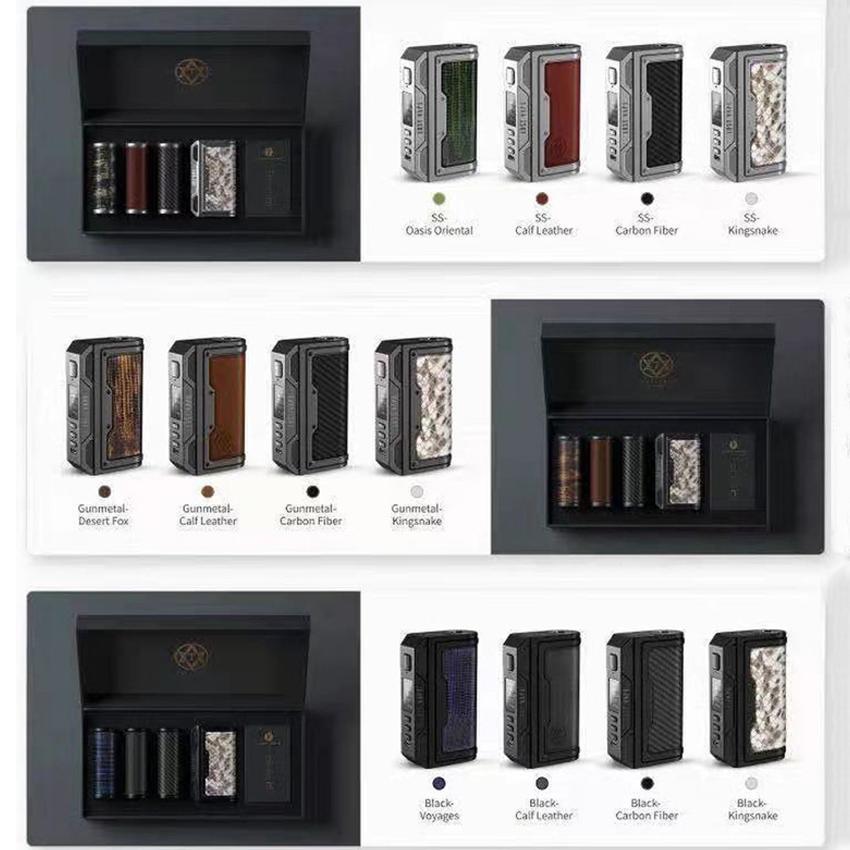 Lost Vape Thelema DNA250C Gift Box Set Colours UK