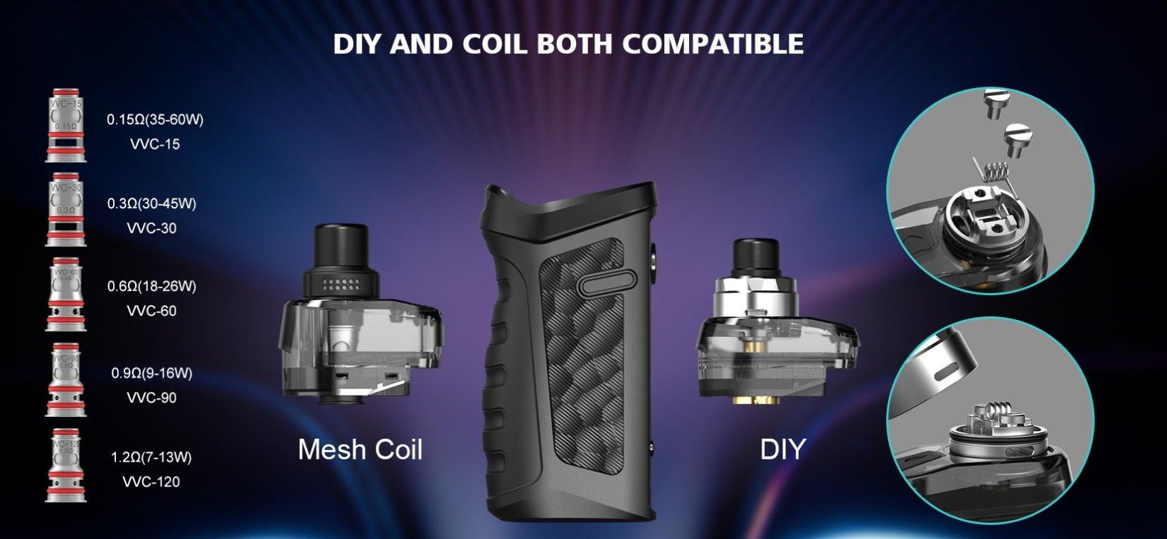 Vandyvape-Jackaroo-Pod-Kit-Coil-Compatibility