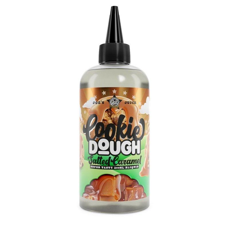 Cookie Dough Salted Caramel eLiquid by Joe's Juice