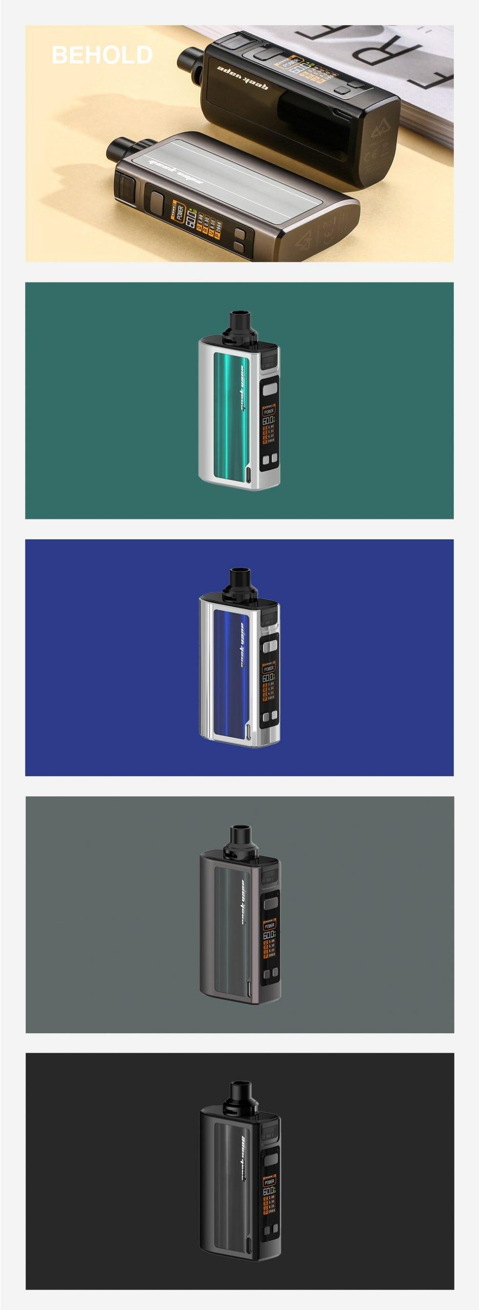 GeekVape-Obelisk-60-Pod-Kit-UK-Features
