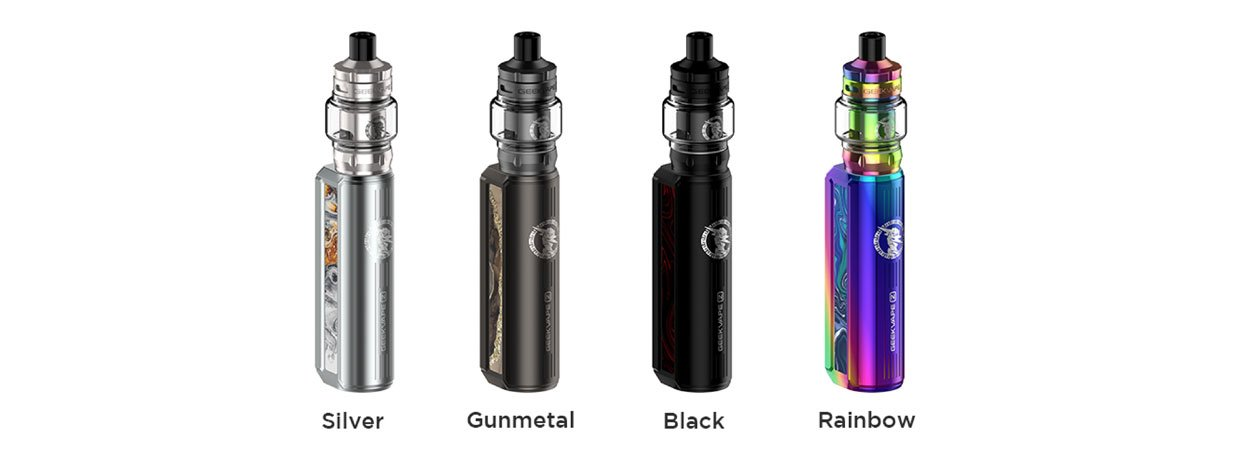 GeekVape Z50 Kit UK Colours