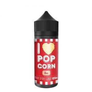 I love popcorn eliquid by Mad Hatter UK