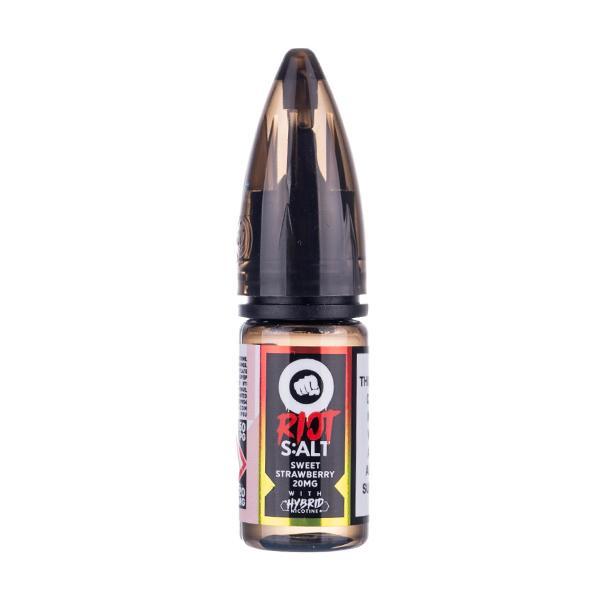 Sweet Strawberry Nic Salt by Riot Squad UK