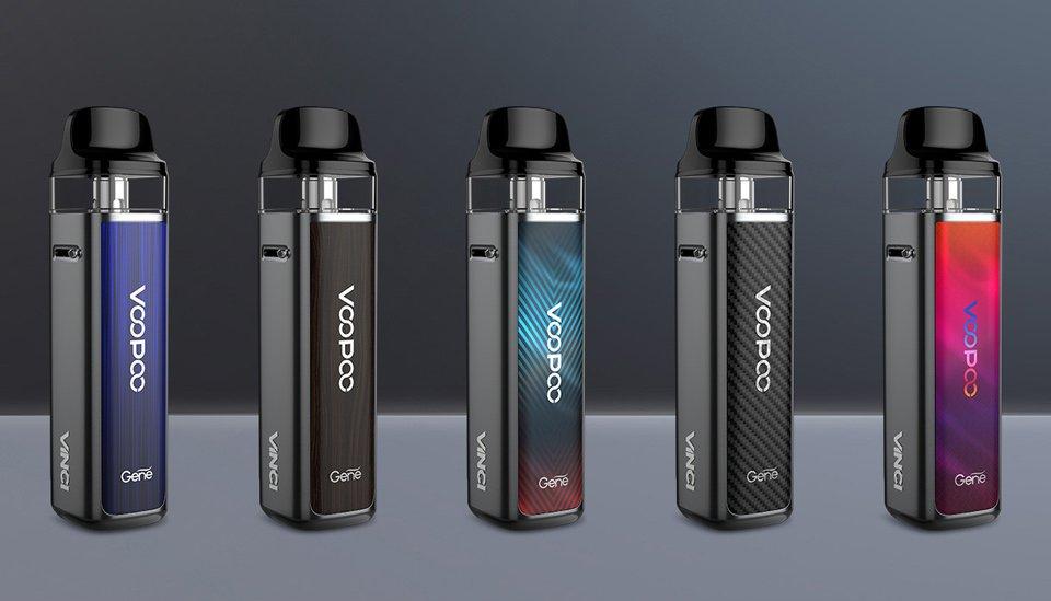 Voopoo Vinci 2 Pod Kit Promo UK