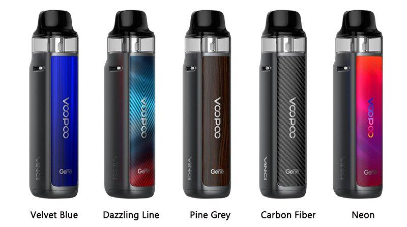 Voopoo Vinci X 2 Pod Kit Colours UK