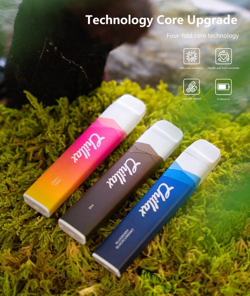 Chillax Disposable Vape Pod Promo
