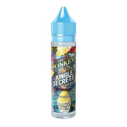 Twelve Monkeys Jungle Secrets Iced E-liquid